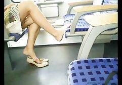 T-girl alta rasgada no vídeo de pornô mulher transando rabo